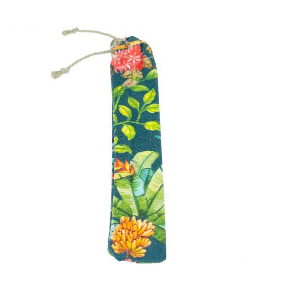 Etui à brosse à dents adulte avec des motifs jungle