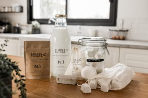 Gamme des produit menager naturel Simple Things