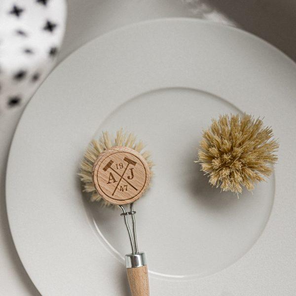 Tête de brosse à vaisselle naturelle Andrée Jardin